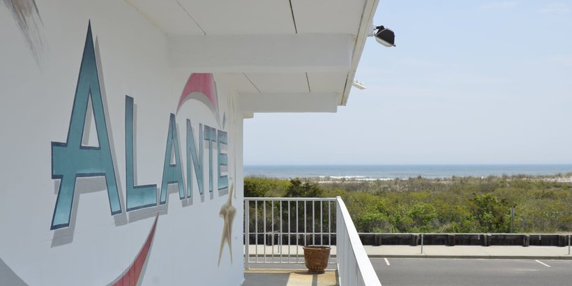 Hotels in North Wildwood NJ - Alante Oceanfront Motel